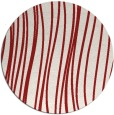 rug #183809 | round red natural rug
