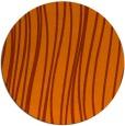 rug #183817 | round red-orange rug