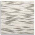 rug #186025 | square white natural rug