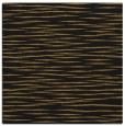 rug #186141   square black natural rug