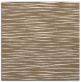 rug #186177 | square mid-brown natural rug