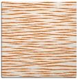 rug #186293   square red-orange natural rug