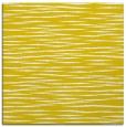 rug #186325 | square white stripes rug