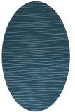 rug #186403   oval stripes rug