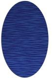 rug #186481 | oval blue-violet popular rug