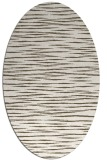 rug #186672   oval stripes rug