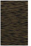 rug #186749 |  black stripes rug