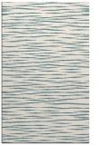 rug #186753 |  white stripes rug