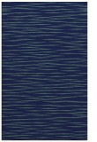 rug #186761    blue stripes rug