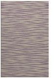 rug #186909 |  purple stripes rug