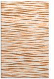 rug #186997 |  red-orange natural rug