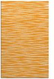 rug #187077 |  light-orange stripes rug