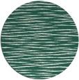 rug #187213   round blue-green natural rug