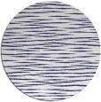 rug #187361   round white natural rug