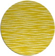 rug #187381 | round yellow natural rug