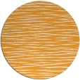rug #187429 | round light-orange natural rug