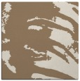 rug #187937   square mid-brown animal rug