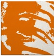 rug #187977 | square orange natural rug