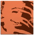 rug #187985 | square red-orange rug