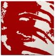 rug #188025 | square red animal rug