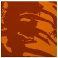 rug #188041   square red-orange animal rug