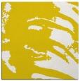 rug #188085 | square yellow animal rug