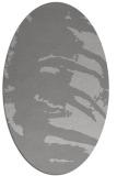 rug #188339 | oval abstract rug