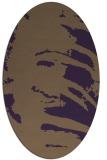 rug #188370   oval natural rug