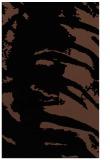 rug #188505 |  black abstract rug