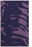 rug #188585 |  blue-violet popular rug