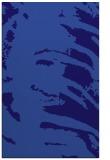 rug #188593 |  blue-violet animal rug