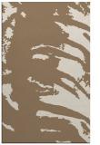rug #188641 |  beige abstract rug