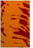 rug #188677 |  orange animal rug