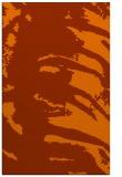 rug #188745 |  red-orange animal rug