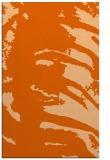rug #188749 |  red-orange animal rug