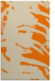 rug #188805 |  orange animal rug