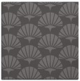 rug #191453 | square brown graphic rug