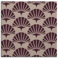 rug #191461   square pink retro rug