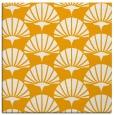 rug #191641 | square light-orange graphic rug