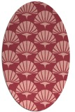 rug #191873 | oval popular rug