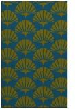 rug #192069 |  green popular rug