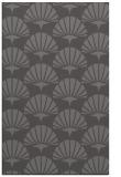 rug #192157 |  brown retro rug