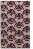 rug #192165 |  pink retro rug
