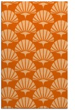 rug #192269    red-orange graphic rug