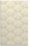rug #192301 |  yellow graphic rug