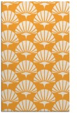 rug #192357 |  light-orange graphic rug