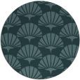 rug #192434 | round graphic rug