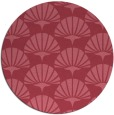 rug #192455 | round graphic rug