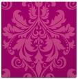 rug #193273 | square pink damask rug