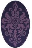 rug #193513   oval traditional rug